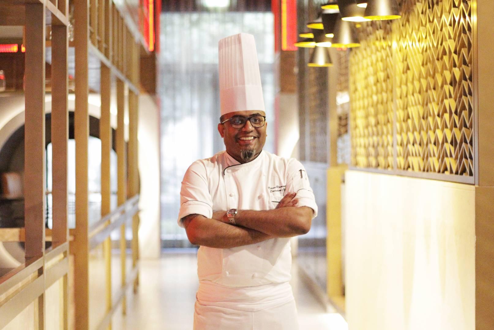Chef Kiran Ramsaran